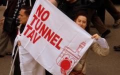 Tav, 5 giorni di presidio contro il tunnel di Firenze