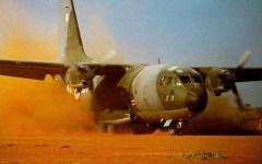 Professione pilota, diario di bordo dal C130