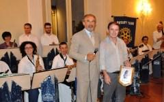 Partenza in musica per il Rotary Firenze Nord