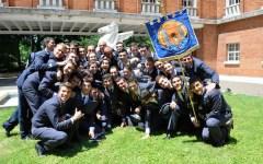 Scuola aeronautica Douhet: il giorno della graduation