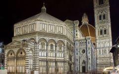 Il Battistero di Firenze apre di notte, alla scoperta dell'atmosfera di Inferno