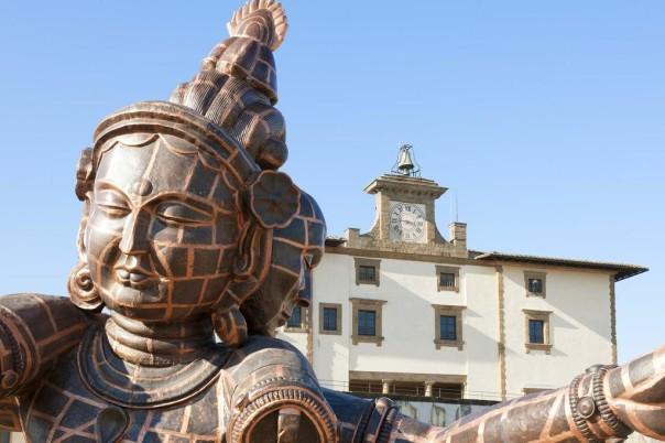 Zhang Huang, l'anima e la materia a Palazzo Vecchio e Forte Belvedere