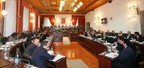 L'aula del Consiglio regionale della Toscana