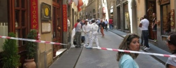 Il delitto di via Condotta a Firenze