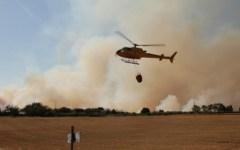 Toscana, incendi: fiamme anche a ferragosto nelle province di Firenze e Pistoia