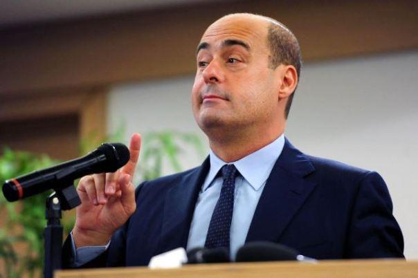 Nicola Zingaretti, Presidente della Regione Lazio