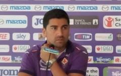 Fiorentina, Pizarro: «Ci hanno fatto lo scherzetto, ci hanno tolto la Champions»