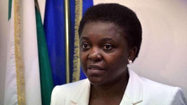 Il ministro dell'Integrazione Cecile Kyenge