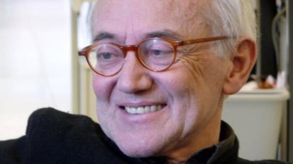 Lo scrittore Ugo Riccarelli