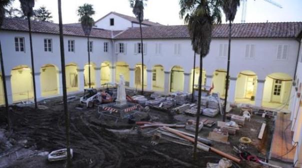 Restauro complesso di San Francesco a Lucca