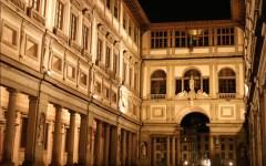 Agli Uffizi per l'iniziativa «Regalati un restauro»