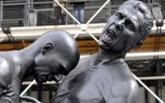 Zidane-Materazzi, simbolo della sfida d'arte Francia-Italia