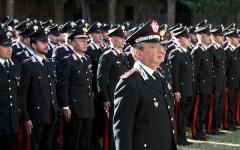 Carabinieri, 210 nuovi marescialli pronti al comando