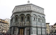 Battistero di Firenze: gli uccelli alla Porta del Paradiso