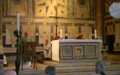 Terremoto: messe in chiese a porte aperte in provincia di Firenze e Arezzo