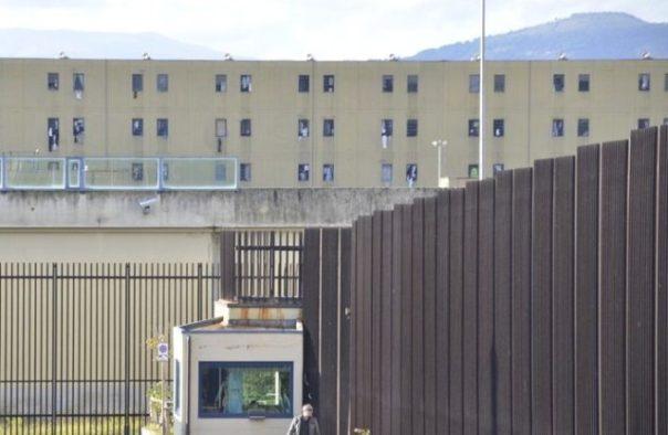 Il carcere della Dogaia di Prato