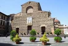 """La """"nuova"""" facciata di San Lorenzo"""