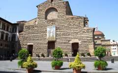 Via sei banchi, «liberata» la basilica di San Lorenzo