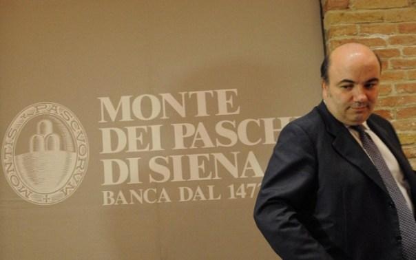 L'ad di Mps Fabrizio Viola
