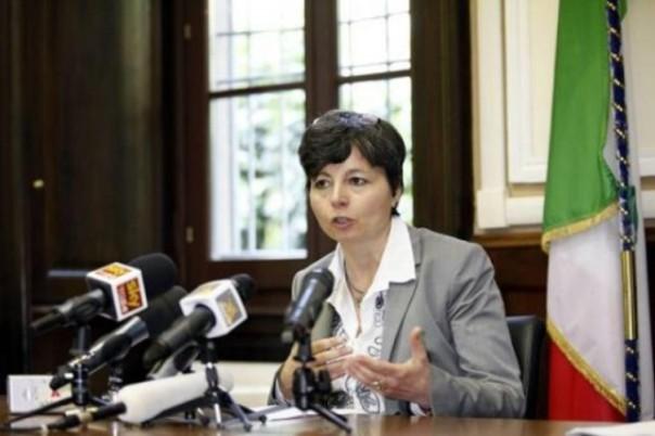 Il ministro della Pubblica Istruzione Carrozza