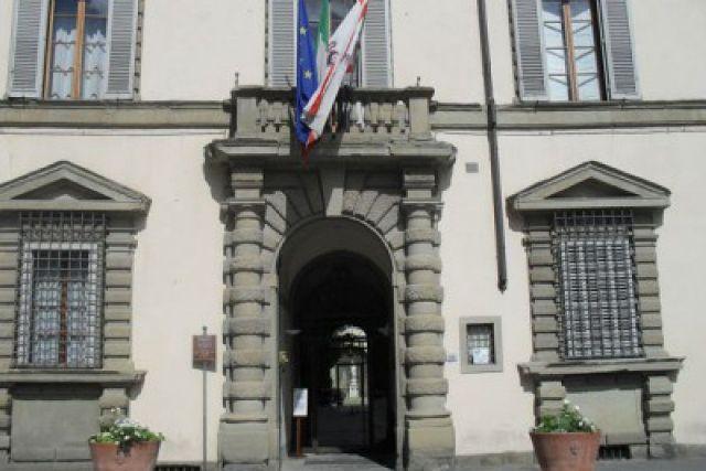 Il palazzo della Regione Toscana