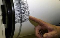 Terremoto Lunigiana, i satelliti rilevano spostamenti del terreno