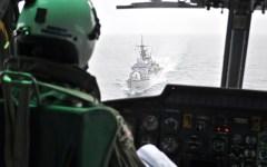 Antipirateria, Marò e Gos in azione su Nave Zeffiro