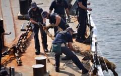 Antipirateria, diario di bordo da Nave Zeffiro