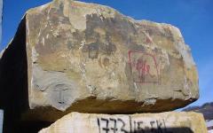 Ambiente, cento blocchi di marmo per la difesa della costa maremmana