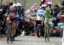 I mondiali di ciclismo a Firenze
