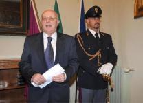 Il Questore di Firenze Francesco Zonno