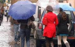 Meteo: in arrivo un peggioramento, domenica piove
