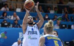 Europei di basket: l'Italia con la Svezia fa l'en plein