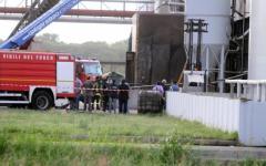 Esplosione silos in Calabria, morto l'operaio toscano che era rimasto ferito