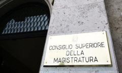La sede del Csm a Roma