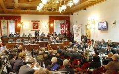 Consiglio della Toscana, seduta contro il taglio dei tribunali