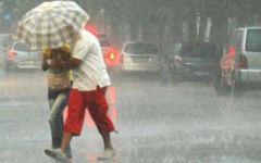 Meteo: caldo agli sgoccioli, arriva la pioggia