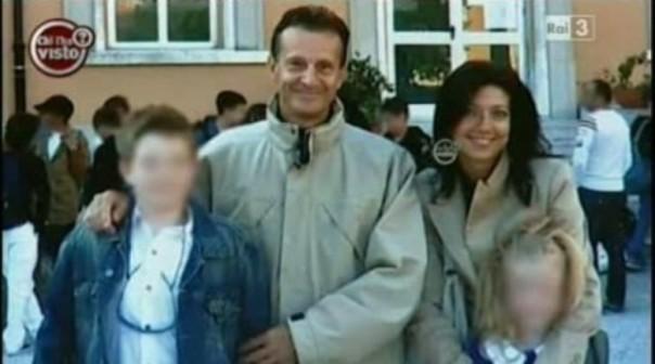 Roberta Ragusa ed il marito Antonio Logli, quando erano felici