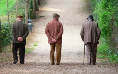 Anziani, in 10 anni gli over 65 cresciuti del 15,8%