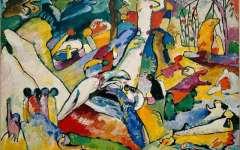 Arte, a Firenze l'Avanguardia russa