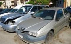 Rimozione auto ad Arezzo, una era abbandonata dal 1995
