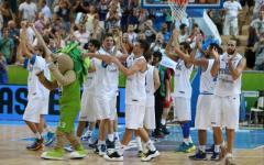 Strepitosa l'Italia del basket di coach Pianigiani