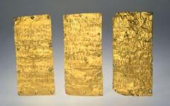 Tenta furto d'oro trasportandolo nel suo pc