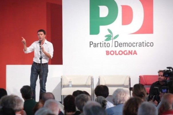 Matteo Renzi ha fatto il pieno alla Festa democratica di Bologna