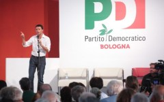 Pd, Renzi: «Basta polemiche, serve unità»