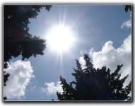 Sole nel week-end, pioggia da lunedì