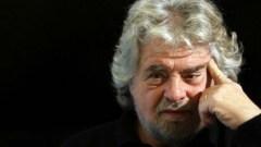 Beppe Grillo nuovamente all'attacco di Matteo Renzi