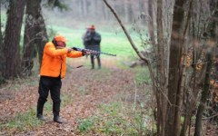 Siena, cadavere trovato in un fosso da due cacciatori a Radicofani. S'indaga per scoprire chi è