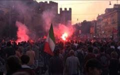 Corteo di Roma, manifesterà anche a Firenze per il diritto ad abitare