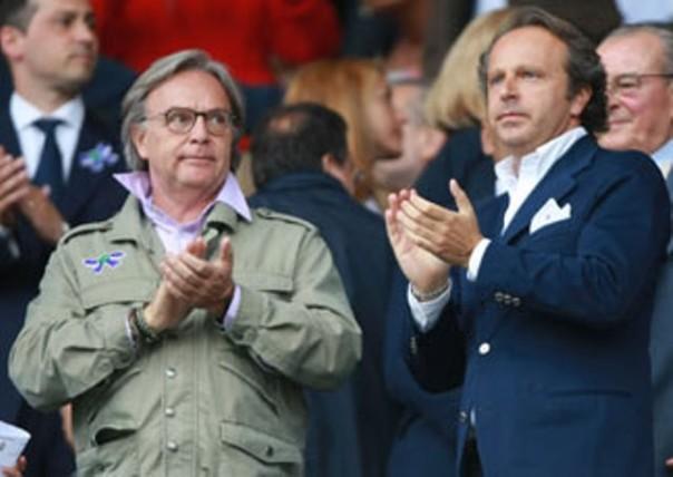 Diego e Andrea Della Valle dovranno dire l'ultima parola sul progetto stadio alla Mercafir